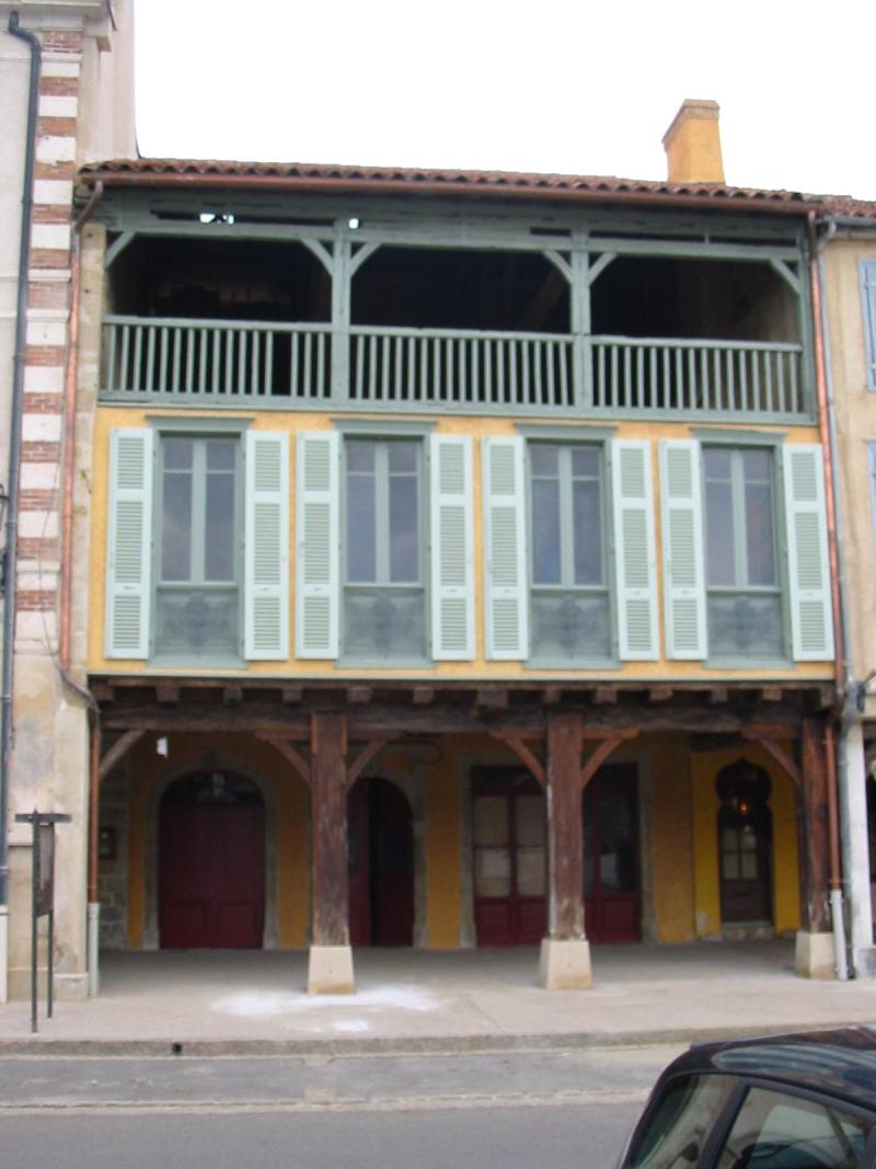 2008 Maison Guichard extérieur