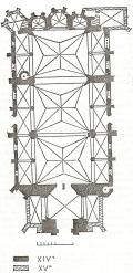 0 NDA plan de Gascogne monumentale 1869 p 83 rogné