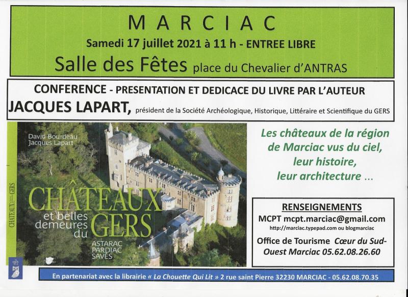 2021 07 17 J LAPART châteaux et belles demeures tome 2